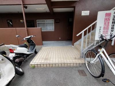 【エントランス】マチスハイツ