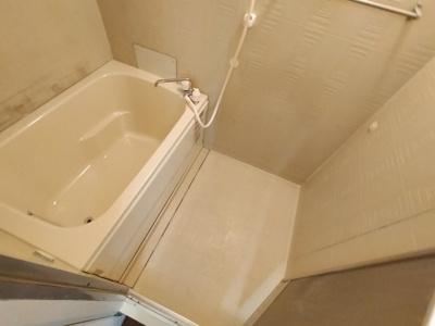 【浴室】マチスハイツ