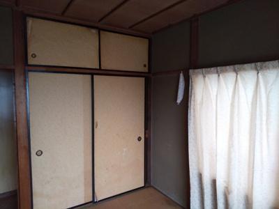 【寝室】上里町三町の中古戸建住宅(リフォーム向け)