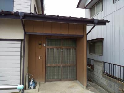 【玄関】上里町三町の中古戸建住宅