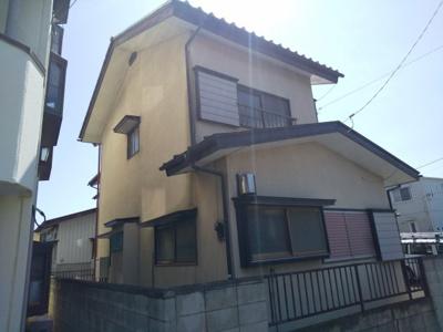 【外観】上里町三町の中古戸建住宅