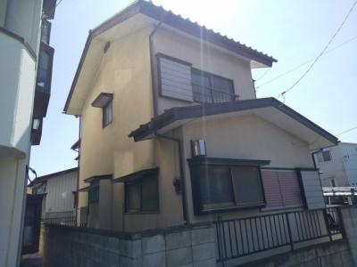 【外観】上里町三町の中古戸建住宅(リフォーム向け)