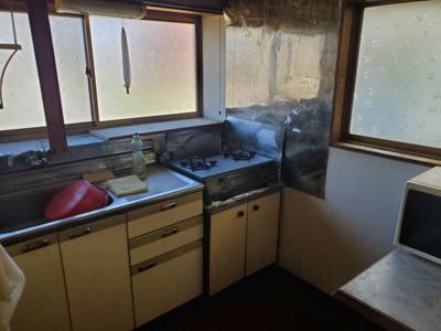 【キッチン】上里町三町の中古戸建住宅