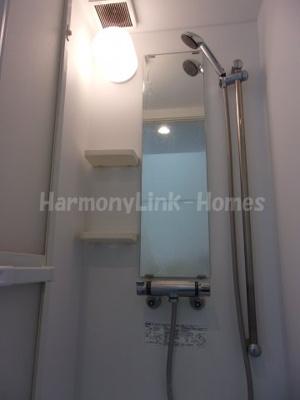 ハーモニーテラス神谷の使いやすいシャワールームとなっています☆