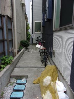 ハーモニーテラス神谷の駐輪スペース☆