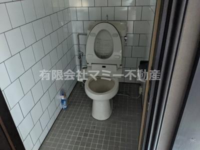 【トイレ】中川原3丁目事務所S