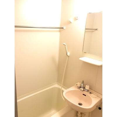 【浴室】レオパレスエバーグリーン