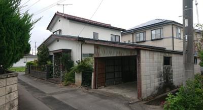 【外観】前橋市前箱田町売地