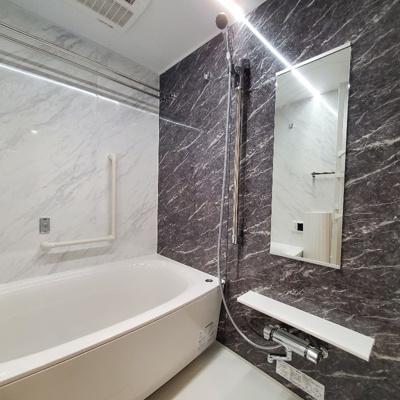 【浴室】ルフォンプログレ上野公園