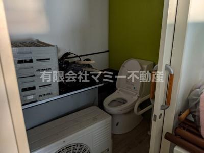 【トイレ】中川原3丁目店舗事務所S