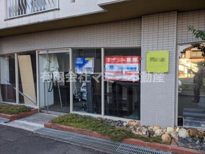 【外観】中川原3丁目店舗事務所S