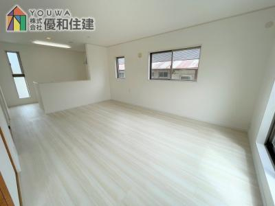 【居間・リビング】神戸市西区森友 中古戸建