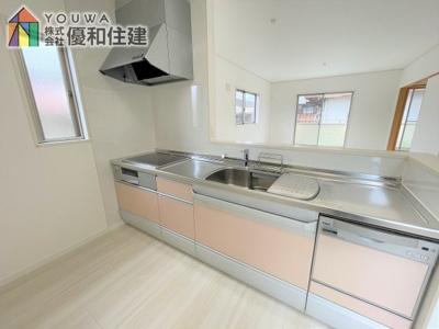 【キッチン】神戸市西区森友 中古戸建