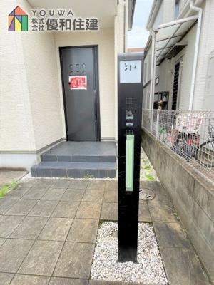 【玄関】神戸市西区森友 中古戸建