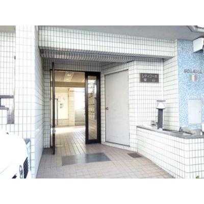 【エントランス】シティコーポ東山(シティコーポヒガシヤマ)