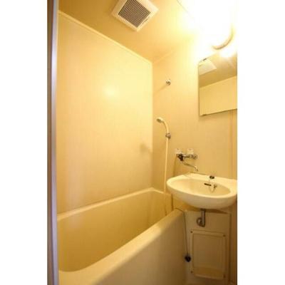 【浴室】シティコーポ東山(シティコーポヒガシヤマ)