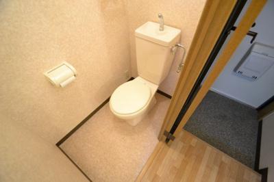 【トイレ】マイコート六甲1