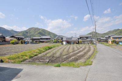 【前面道路含む現地写真】西脇市水尾町