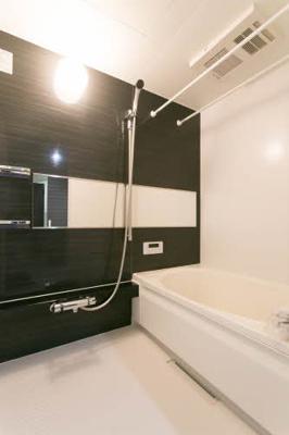 【浴室】シャーメゾンNANRYU C棟
