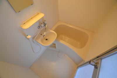 【浴室】ハイム王子公園