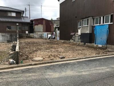 【外観】鳥取市吉方温泉4丁目土地