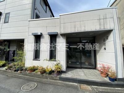【外観】新町店舗C