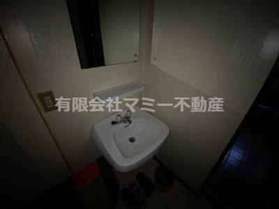 【洗面所】新町店舗C