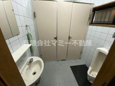 【トイレ】新町店舗C