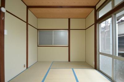 【寝室】丸山文化