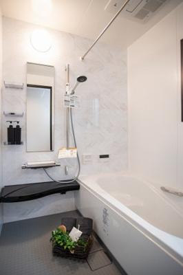 【浴室】吹田市山田西3丁目 新築一戸建て