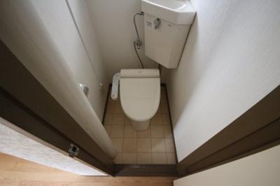 【トイレ】シャトー上野