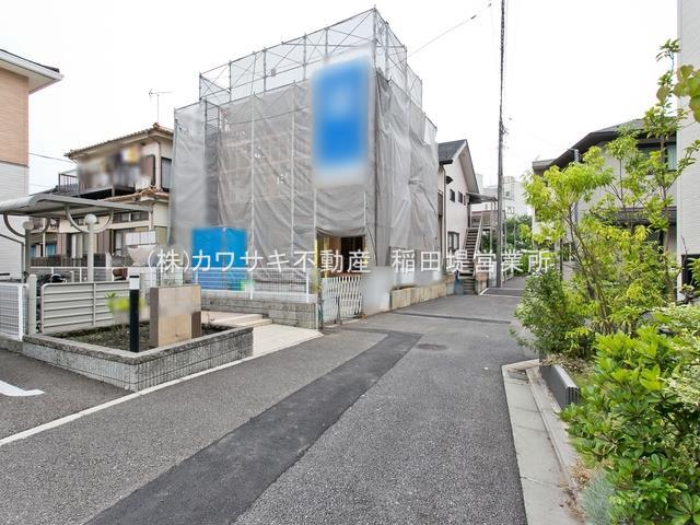 【前面道路含む現地写真】京王よみうりランド 徒歩3分 新築戸建て
