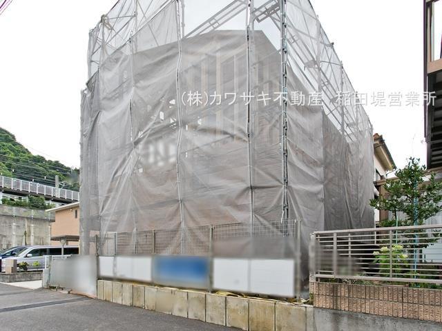 【外観】京王よみうりランド 徒歩3分 新築戸建て