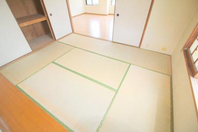 【和室】上野西パークハイム