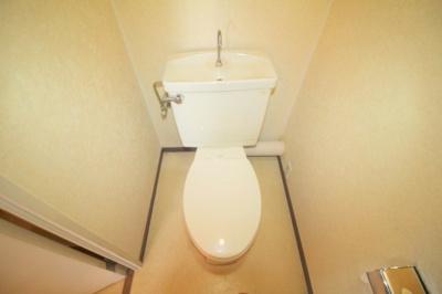 【トイレ】上野西パークハイム