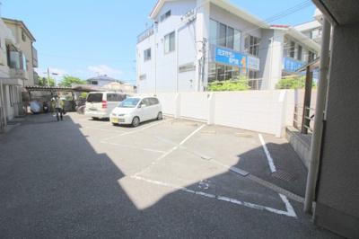 【駐車場】上野西パークハイム