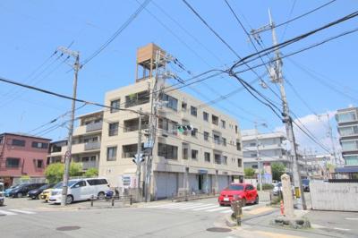 【外観】上野西パークハイム
