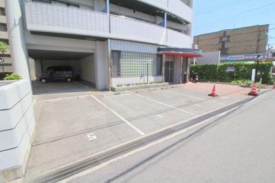 【駐車場】ハイツエクセル