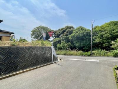 【前面道路含む現地写真】宗像市平井1丁目(売地)