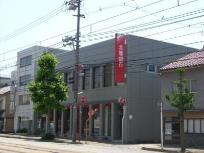 北陸銀行堀川支店まで1,031m