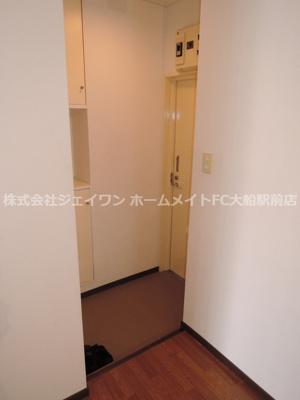 【玄関】COMFORTS32