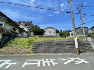 【外観】宗像市池浦字椿(売地)