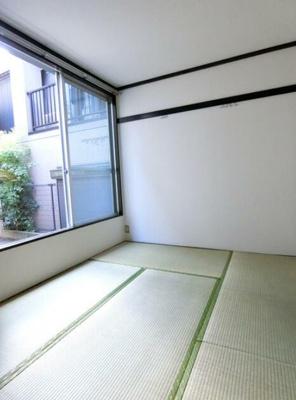 【居間・リビング】ハイツシノ