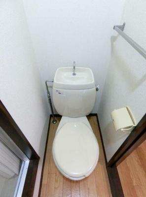 【トイレ】ハイツシノ
