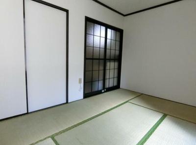 【寝室】ハイツシノ
