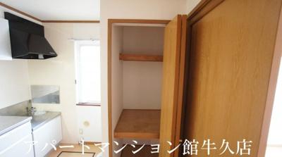 【収納】プリモ・アモーレA