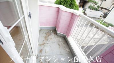 【バルコニー】プリモ・アモーレA