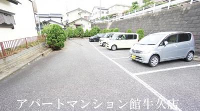 【駐車場】プリモ・アモーレA