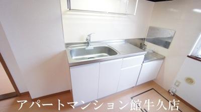 【キッチン】プリモ・アモーレA
