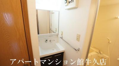 【洗面所】プリモ・アモーレA